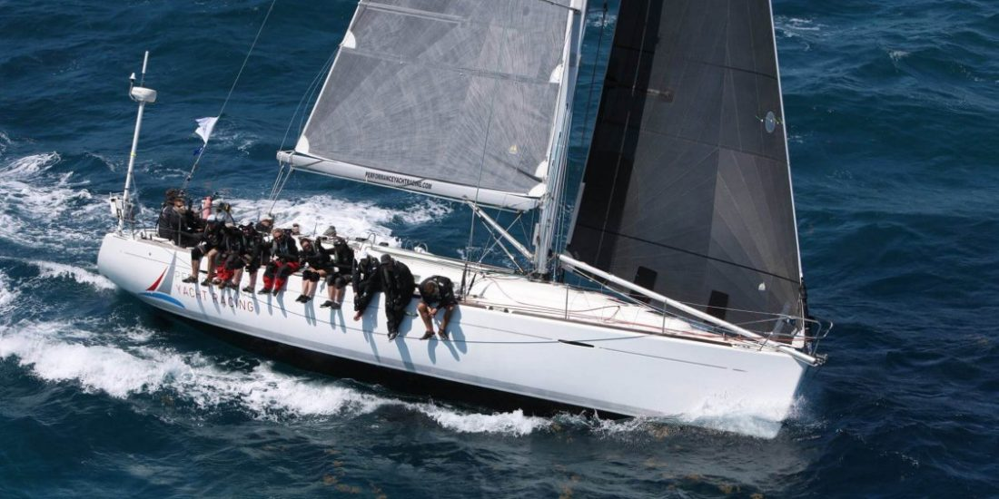 Race Yacht Charter EH01