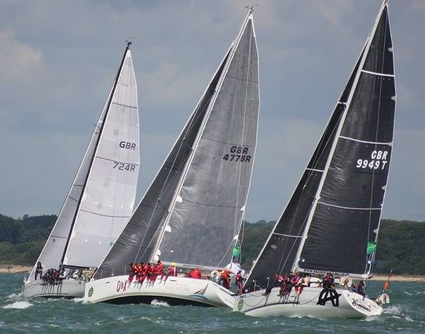 Warsash Spring Series Racing