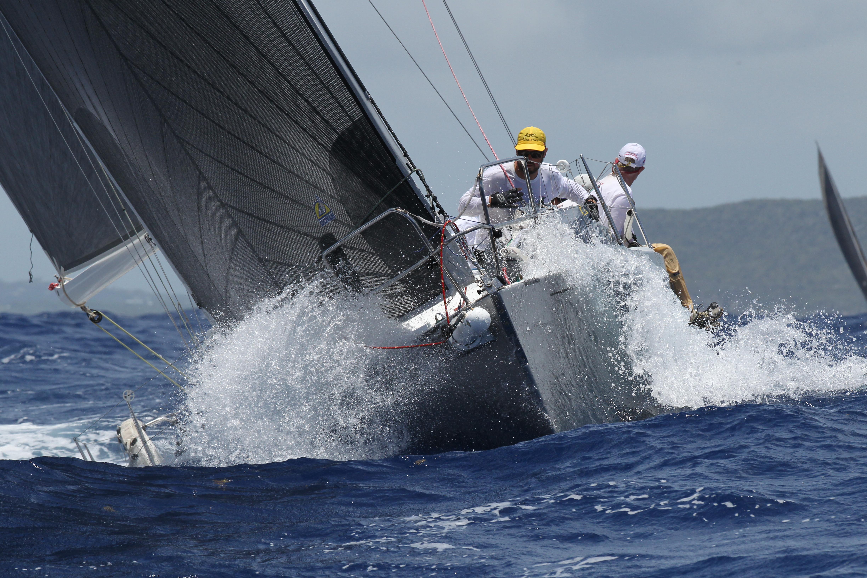 Race Yacht Charter Sunset