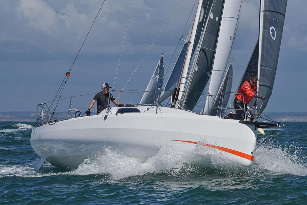 RORC IRC Two-Handed Series